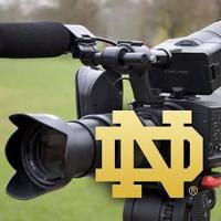 Notre Dame Video Twitter Avatar Example